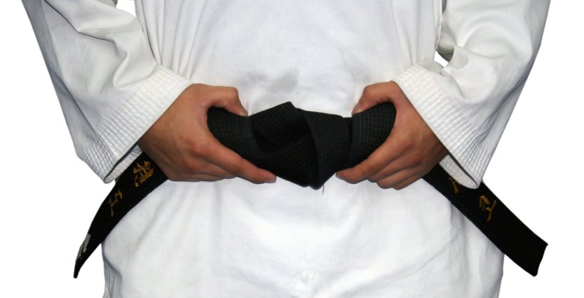 This image has an empty alt attribute; its file name is tkd-belts.jpg